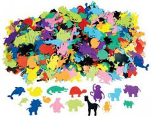 Cardstock Animal Pasting Pieces