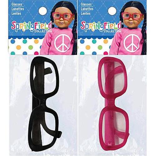 Hipster Glasses Black