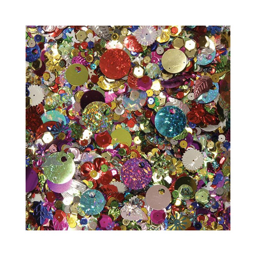 Sequins and Spangles-1 lb