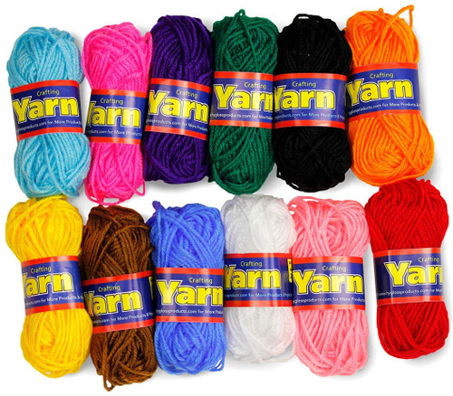 Yarn Assorted Pack