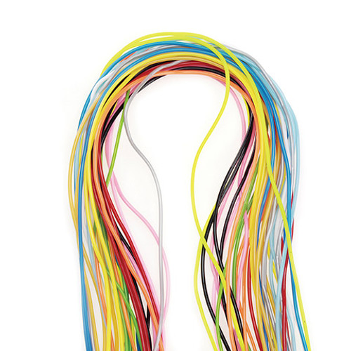 Loopie Cord Assorted Colors - 30 pieces