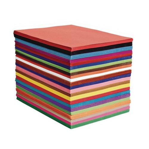 """Construction Paper 9""""x12"""" Single Color-50 Sheets"""