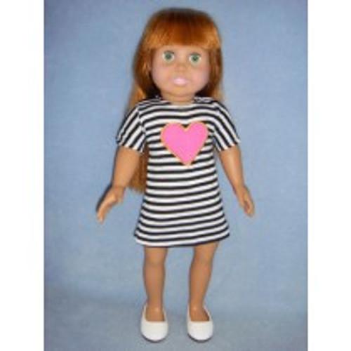 Striped Doll Dress