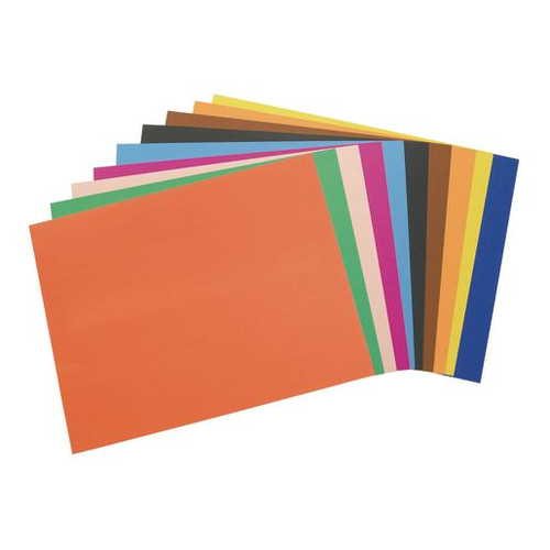 "Poster Board/Oak Tag Assorted Color 22""x28"" - 100 Sheets"
