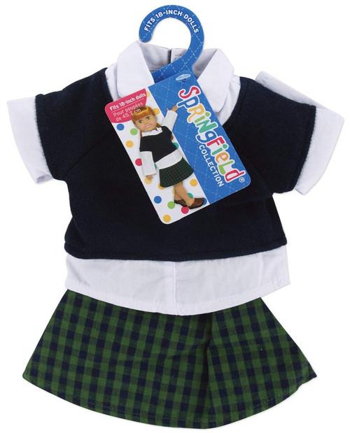 Shirt And Skirt for Dolls