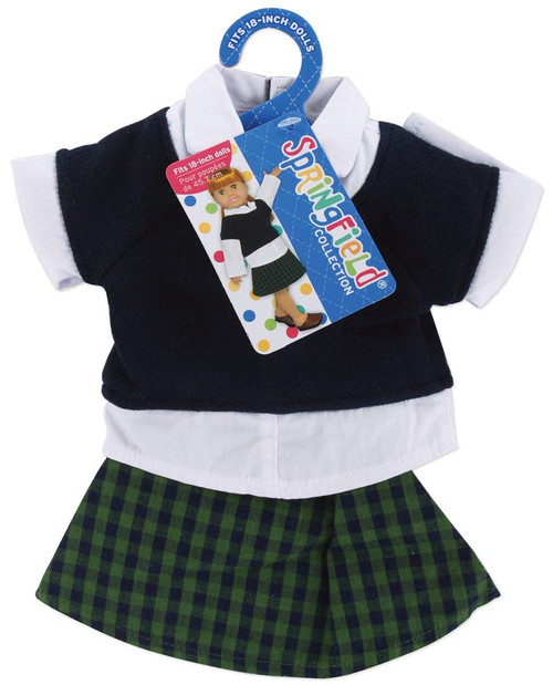 Shirt And Skirt for Dolls