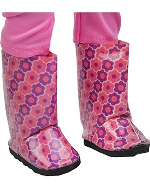 Doll Rainboots