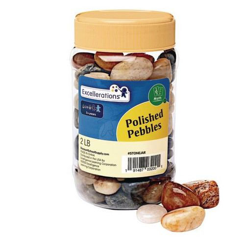 Polished Pebbles - 2 lbs.