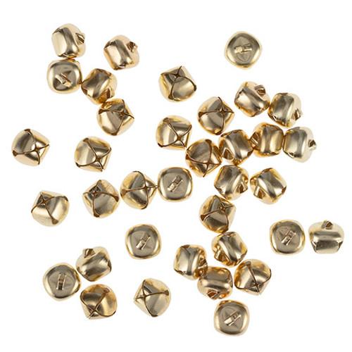 "Bells Gold  5/8"" - 36 pieces"
