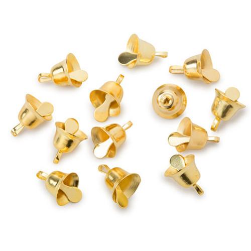"Liberty Bells Gold 1.15"" - 12 pieces"