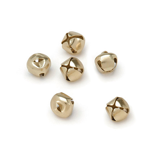 "Bells Gold 1/2"" - 48 pieces"