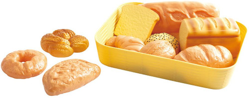 Bread Set 10 in Basket
