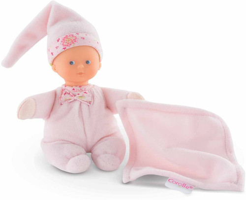 Corolle Mini Cotton Flower Baby Doll