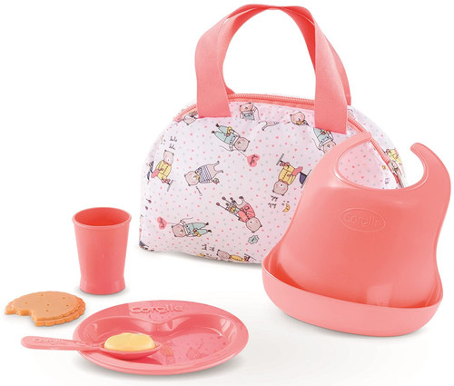 Corolle Deluxe Mealtime Set