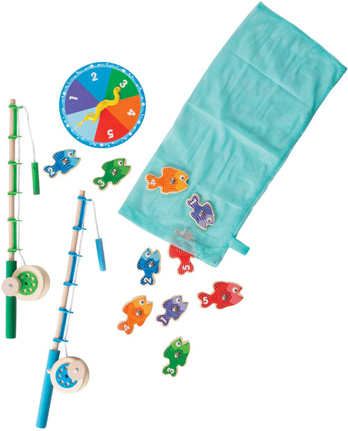 Catch & Count Magnetic Fishing Game