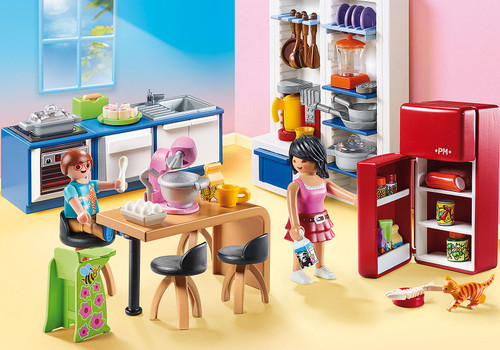 Playmobil Family Kitchen