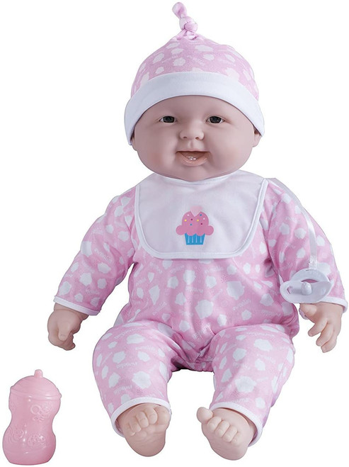 """Lots to Cuddle 20"""" Soft Body Baby Doll"""