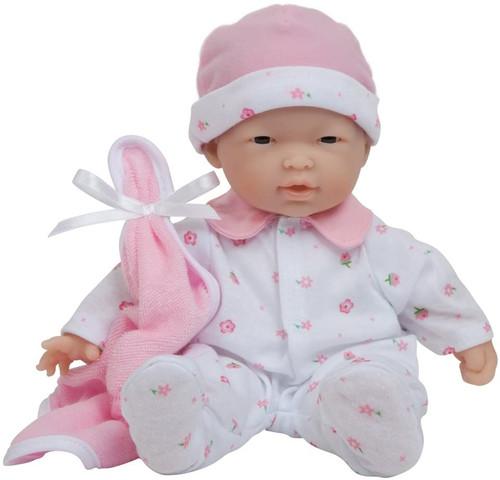 "La Baby 11"" Asian Soft Body Baby Doll"