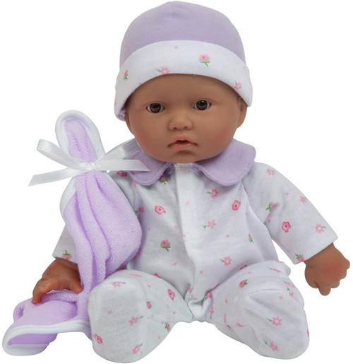 """La Baby 11"""" Hispanic Soft Body Baby Doll"""