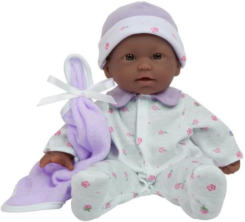 "La Baby 11"" African American Soft Body Baby Doll"