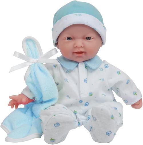 "La Baby 11"" Soft Body Boy Baby Doll"