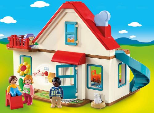 Playmobil 123 Family Home