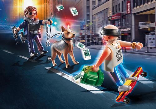 Playmobil City Street Patrol