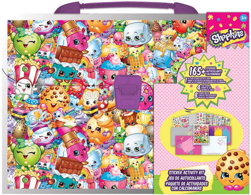 ShopkinsMy Sticker Activity Kit