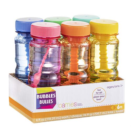 Bubbles 6 Pack