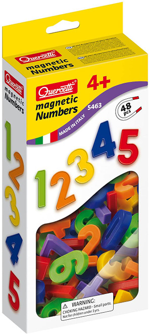 Magnetic Numbers - 48 Piece Set
