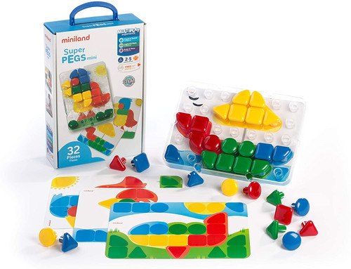 Superpegs Pegset-32 Pieces