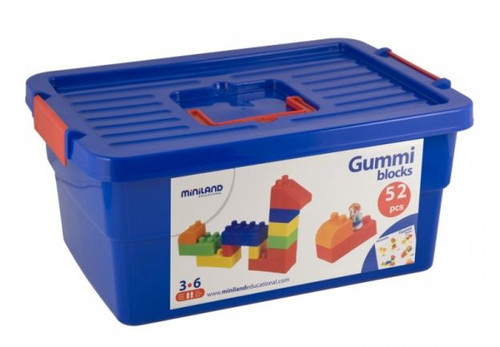 Gummi Blocks Building Set