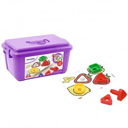 Nuts & Bolts Classroom Activity Set- 72-Piece Set