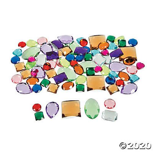 Mega Jewel Shapes Assortment