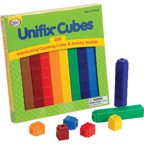 Unifix Cubes-Set of 100