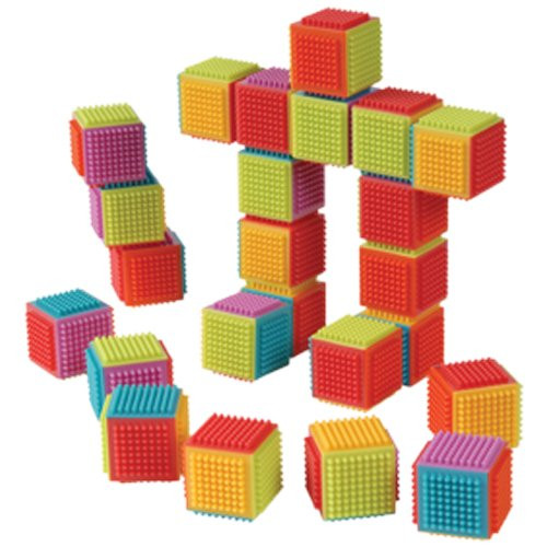 Bristle Cubes Set of 24
