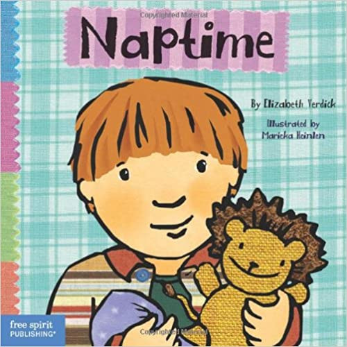 Naptime Toddler Tools Board Book