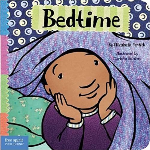 Bedtime Toddler Tools Board Book