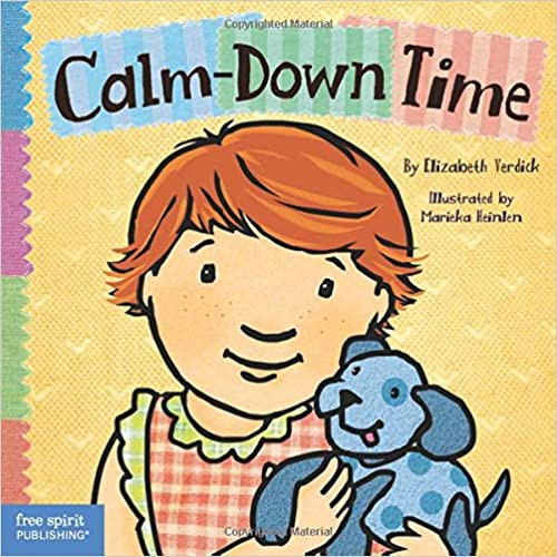 Calm-Down Time Toddler Tools Board Book