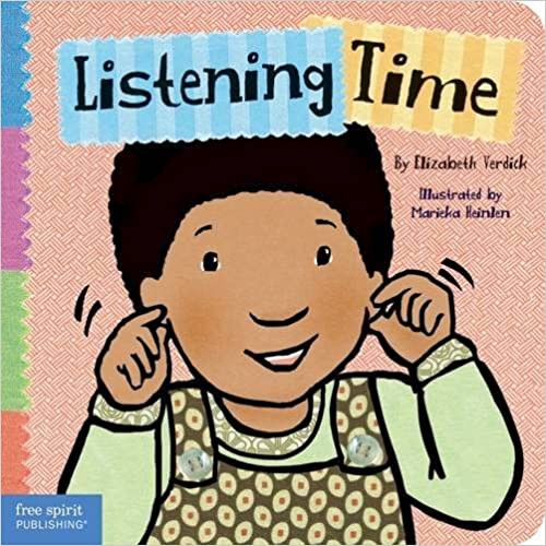 Listening Time Toddler Tools Board book