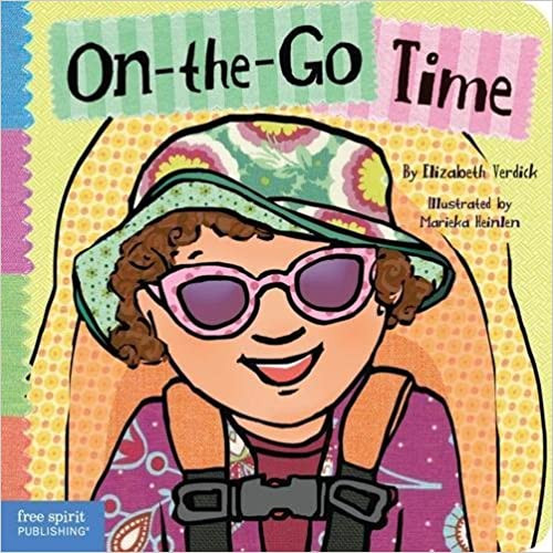 On-the-Go Time Toddler Tools Board book