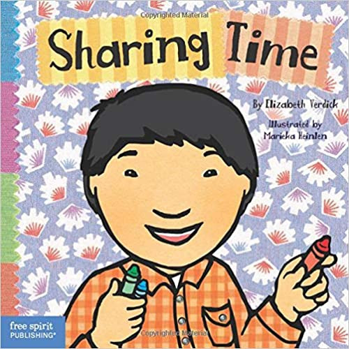 Sharing Time Toddler Tools Board book