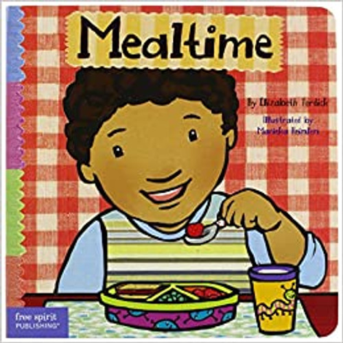 Mealtime Toddler Tools Board Book