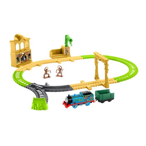 Thomas Trackmaster Monkey Palace Train Set