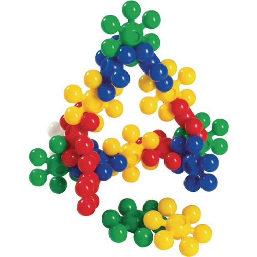 Interlocking Star Connectors-90 Pieces