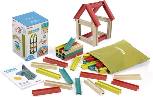 ECO Beams Building Set-32 Pieces