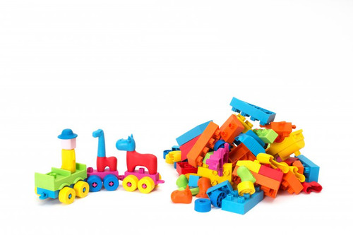 Flexi-Build Soft Assorted Pieces
