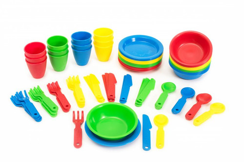 Extra Large Kitchen Playset-72 Pieces