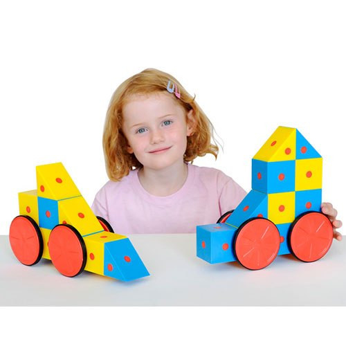 3D Magnetic Blocks-20 Pieces