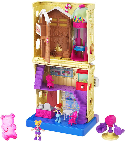 Polly Pocket Pollyville Candy Store